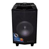 Parlante Karaoke Spbt8b Master-g Bluetooth