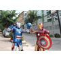Disfraz Iron Man Corporeo Profesional Adulto Vendo Armadura