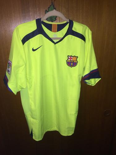 Camiseta Fc Barcelona 2005-2006 Suplente 90e895a40f1