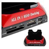 Cofre Para Disco Duro  2.0 Docking Station + Envio Gratis