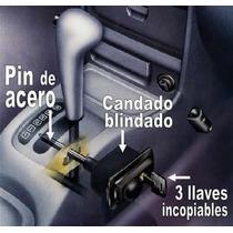 Traba Palanca Traba Rueda Antirrobo Tranca Volante Auto