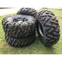 Jgo De Neumáticos Atv Maxis Bighoron 2.0, Más Llantas Ss