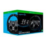 Volante Gamer Logitech G920 + Pedales Pc / Xbox One