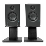 Kit Parlantes Presonus Eris E3.5 3.5 Estudio Monitor +wood D