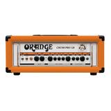 Cabezal Para Guitarra Orange Crush Pro 120 Watts