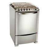 Cocina Electrolux 4 Platos 56stx Grill Y Encendido Eléctrico