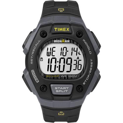 2a7e45cbe6c4 Reloj Timex Mens Tw5m09500 Ironman Classic 30 Correa De R