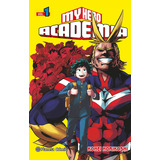 Boku No Hero Academia Manga Vol 1 Editorial Planeta Comic