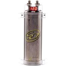 Capacitor 2 Faradios Soundquest 2000w Banderaacuadroscl