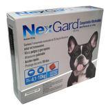 Nexgard 4 - 10 Kg 3 Comprimido Envío Gratis