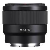 Sony Fe 50mm F/1.8 Montura E / Full Frame