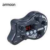 Ammoon Pockrock Portátil Guitarra Multi -efectos Procesador