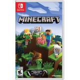 Minecraft Nintendo Switch Juego Fisico