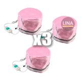 Pack De 3 Gorros Térmico Para Tratamiento Capilar Peluqueria