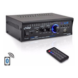 Mini Amplificador Bluetooth Pyle Audio Pcau48bt