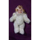 Muñeca Porcelana Peluche