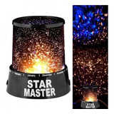 Lampara Proyector De Estrellas Luz Led Colores A10250