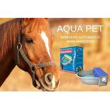 Bebedero Automatico Aquapet Para Equinos