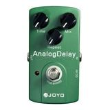 Pedal Joyo Analog Delay - Nuevo - Stock En Chile