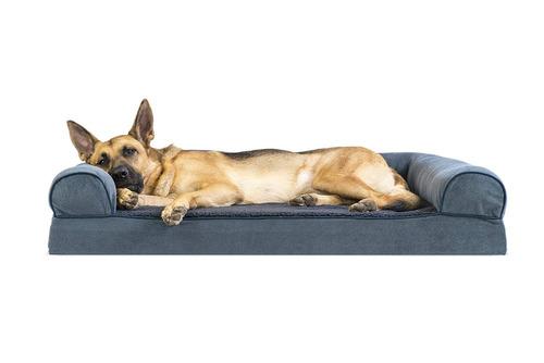Cama Para Perros Furhaven | Sofá Ortopédico, Sofá, Sofá, Cam