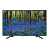Sony Led 4k Ultra Hd 55´alto Rango Dinámico Smart Tv 55x725f