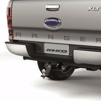 Enganche Remolque Ford Ranger / Mazda Bt50 2013-2019 / Aumex