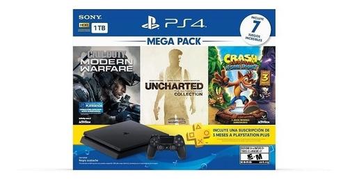 Oferta Consola Ps4 Megapack 7