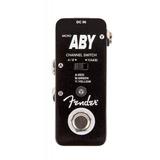 Pedal Switch Separa Señal Micro Aby Fender ( Envío Gratis )