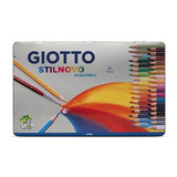 Lapices Giotto - Set 36 Acuarelables (no Faber Castell)