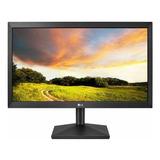 Monitor LG 19.5  Led 20mk400h-b Hdmi Vga 1366x768 - Techbox