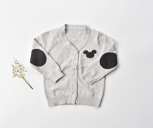 Chaleco Parches Mickey Ropa Bebés Niños 1b9fd02f8e09