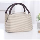 Bolso Lonchera Térmica Colación Almuerzo 25x18 Cm Lunch Bag