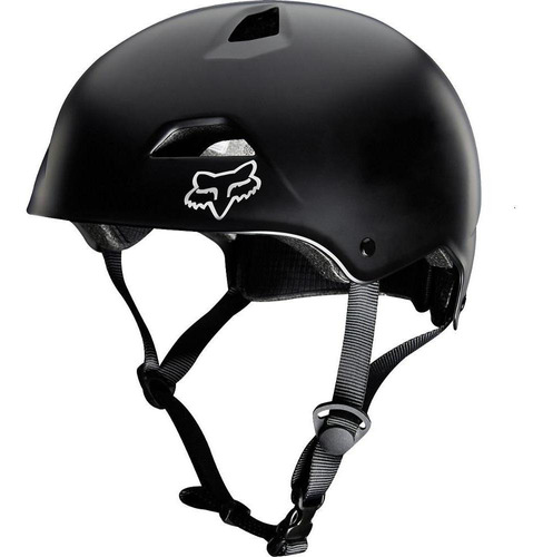 Casco Bicicleta Flight Sport Negro Fox