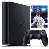 Playstation 4 Ps4 Slim 1 Tb + Fifa 18 - Sniper Game