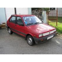 Software De Despiece Subaru Justy, 1986-1995, En Español !
