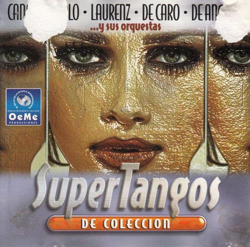 Super Tangos De Coleccion - Varios Artistas