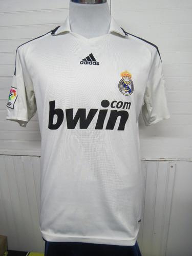 8ef500f061b4d Camiseta Real Madrid Talla M Original adidas