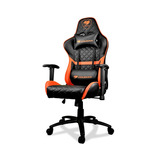 Silla Gaming Armor One Orange Cougar Gamer + Envío Gratis