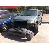 Ford Escape Desarme 2005 3.0l