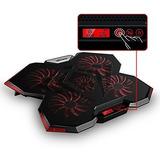 Topmate C7 15.6-17.3 Pulgadas Gaming Laptop Cooler Cooling