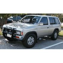 Libro De Taller Nissan Terrano, 1980-1995, 100% En Español !