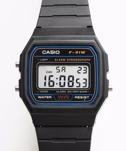 d735308f52e4 Reloj Casio Retro Vintage Unisex F91w