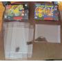 Usado, Cajas Plasticas Protectoras Para Cajas Snes, N64 segunda mano  Concepcion