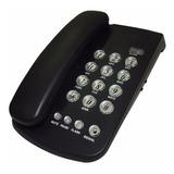 Telefono Fijo Alambrico Sobremesa Mute Rediscado Auricular