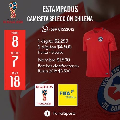 Estampados Y Dorsales Chile 0f8c3fb728f67