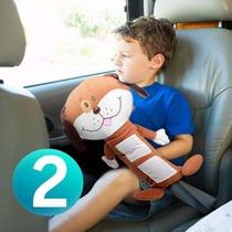 Pack De 2 Cinturón De Seguridad Niños Para Autos R5485