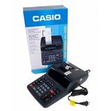 Calculadora Casio Con Rollo Dr 120tm