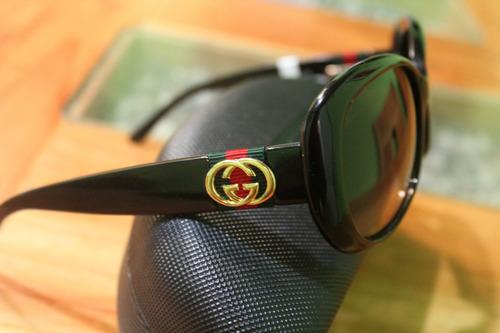 05b5bf7c70 Lentes/gafas De Sol Gucci Originales