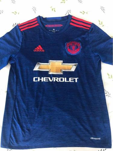6edba6aa0d7b8 Camiseta Manchester United adidas 13-14y adidas