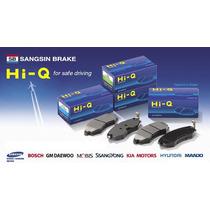 Hyundai Galloper Pastillas Delanteras Sangsin 1053